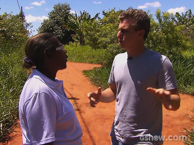 Marias da Terra viram exempo no Mandando Bem (Foto: Caldeirão do Huck/TV Globo)