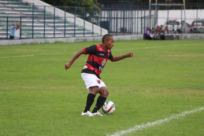Flamengo-PI x Piauí - Fabinho (Foto: Renan Morais)