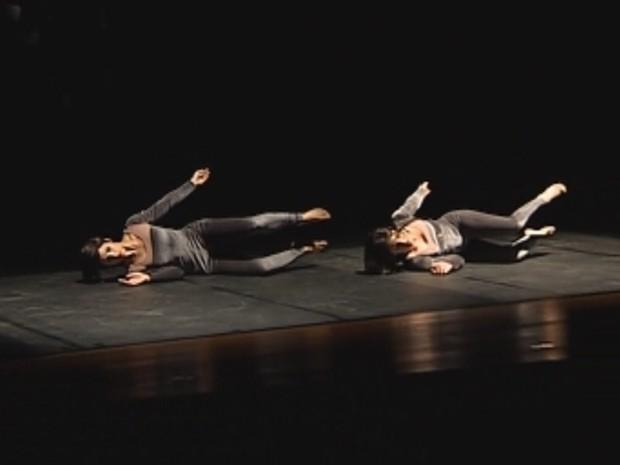 Festival de dança começou nesta sexta-feira em Araçatuba (Foto: Reprodução/ TV TEM)