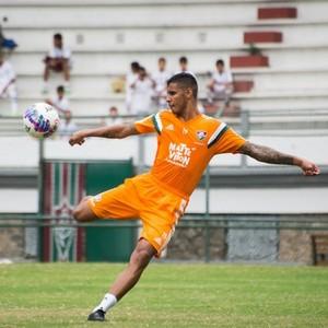Michael fluminense (Foto: Nelson Perez / Fluminense F.C.)