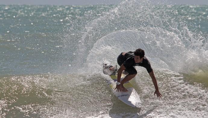 Ítalo Ferreira - surfista potiguar (Foto: Fabriciano Junior/Red Nose)