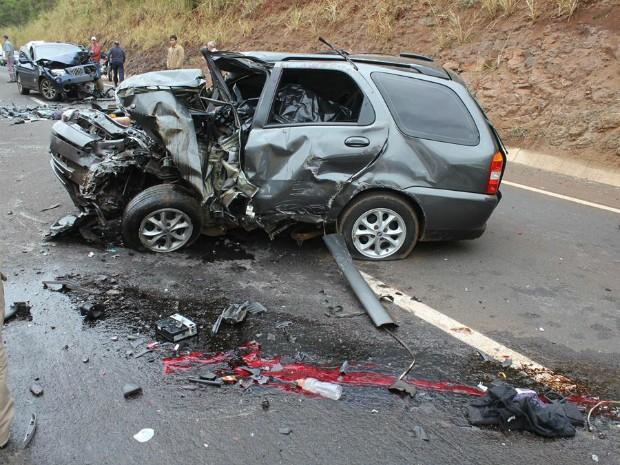Jovem de 22 anos morreu em um acidente na BR-369 (Foto: Arquivo pessoal/ Reginaldo Tinti/ Anuncifácil)