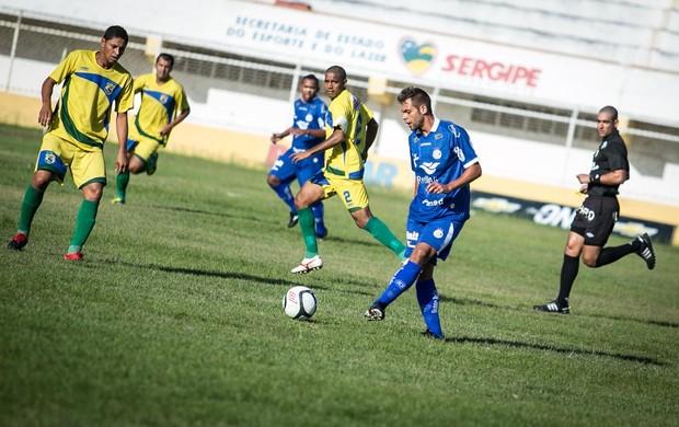 Augusto Ramos é artilheiro com 4 gols (Foto: Fillipe Araújo/ADC)