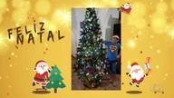 Telespectadores mostram suas decorações natalinas