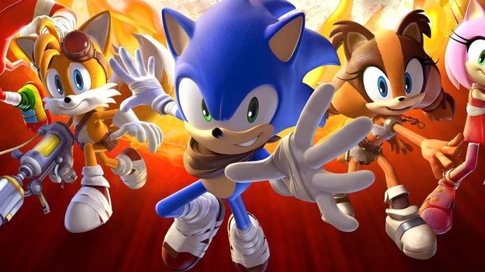 Sonic Boom Fire and Ice (Foto: Divulgação/Sega)