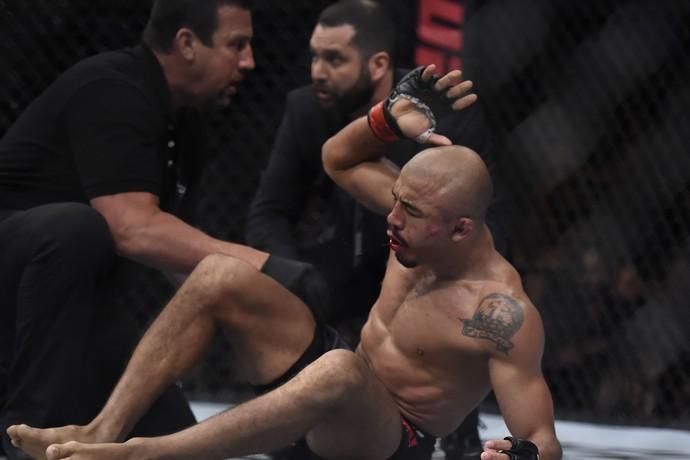 José Aldo x Max Holloway UFC Rio 8 (Foto: André Durão)