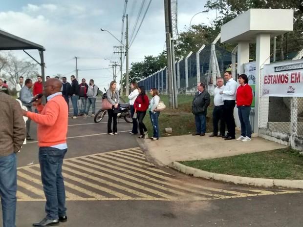 Segundo diretor, não há motivos para não atender à reivindicação dos funcionários  (Foto: Jozé Luiz Zetula)