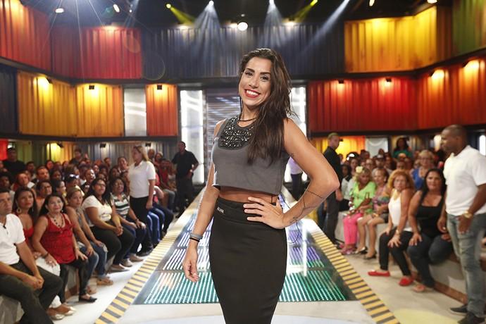 Juliana paredão eliminação semana 05 23_02 (Foto: Raphael Dias/Gshow)