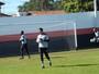 De olho no Avaí, Atlético-GO tem volta de Lino e Felipe integrado ao elenco