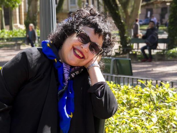 Cíntia Moscovich é escritora, jornalista e mestre em Teoria Literária  (Foto: Luis Ventura/Divulgação)
