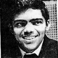 Francisco Meton Marques na adolescência (Foto: Arquivo pessoal)
