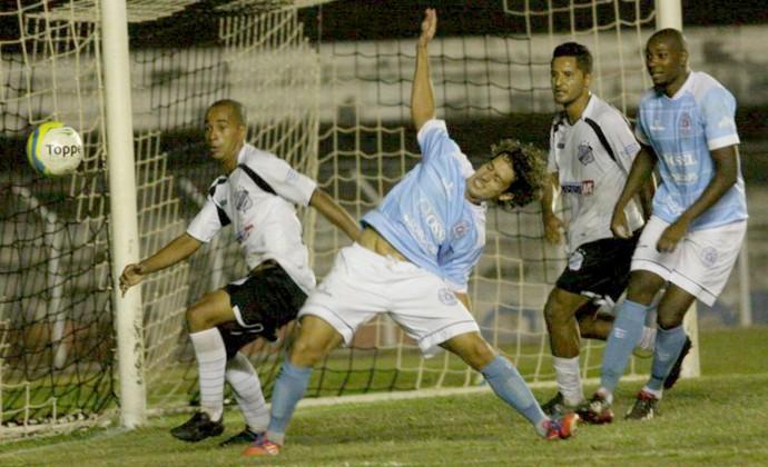 Inter de Limeira x São Bento, pela Copa Paulista (Foto: Jesus Vicente / EC São Bento)