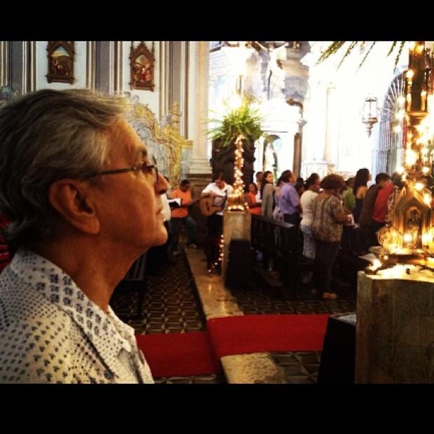 Caetano Veloso (Foto: Instagram/Reprodução)