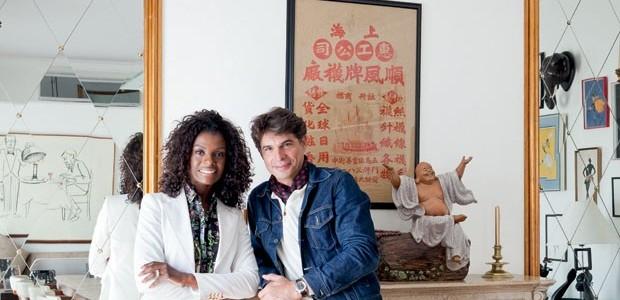 Adriana e Olivier (Foto: Filippo Bamberghi)