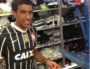 paulinho corinthians (Foto: Reproduo/Instagram)