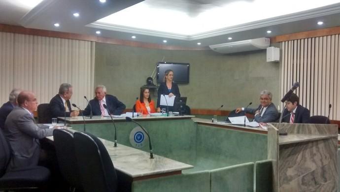 TJD-PE - julgamento Belo Jardim (Foto: Dilvulgação / TJD-PE)