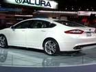 Ford Fusion chegará ao Brasil com motor EcoBoost 2.0