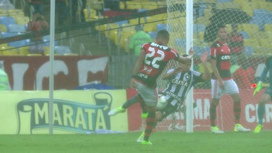 Com gols de Guerrero, Fla vence o Bota e enfrentará o Flu na final do Carioca