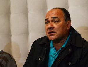 Técnico Ruy Scarpino, do São José-SP (Foto: Danilo Sardinha/Globoesporte.com)