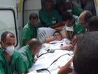 Jovem com 260 kg responde bem a tratamento, diz hospital em Salvador
