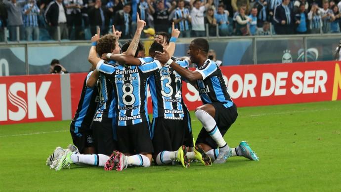 Galhardo Grêmio Vasco Arena Campeonato Brasileiro (Foto: Diego Guichard/GloboEsporte.com)