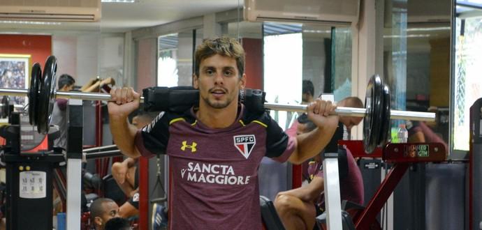 São Paulo e Rodrigo Caio estão perto de fechar renovação, diz repórter