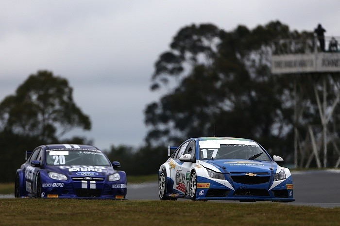 Brasileiro de Marcas - Ford e Chevrolet