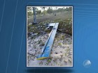 Grupo acha destroços de aeronave durante pescaria perto de Valença, BA