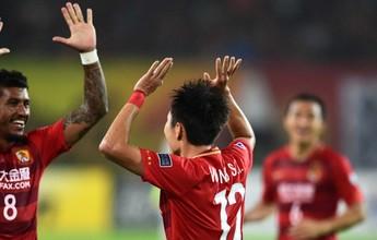 Decisão entre times de Paulinho e Ramires abre temporada na China