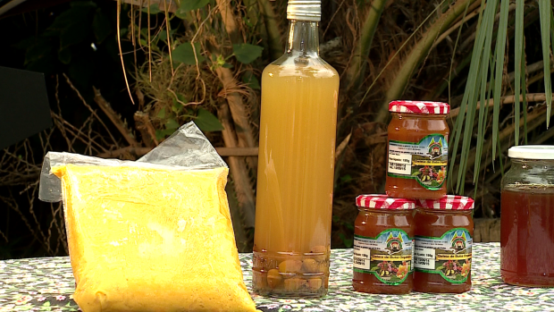 Programa explica o que é o 'Slow Food' (Foto: Reprodução/RBS TV)