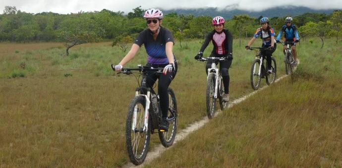 Mountain Bike Roraima (Foto: Divulgação)