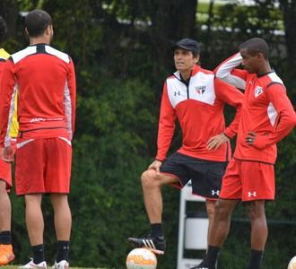 Milton Cruz (Foto: Site oficial do SPFC)