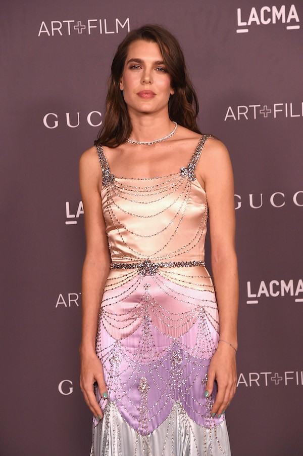 A princesa de Mônaco Charlotte Casiraghi (Foto: Getty Images)