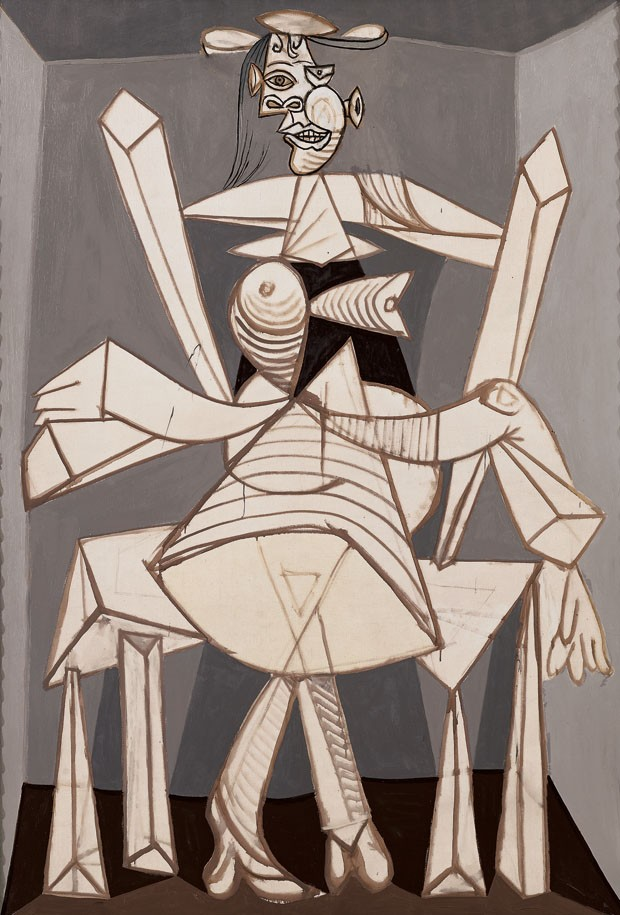 (Foto: © 2012 Estate of Pablo Picasso/Artists Rights Society (ARS), New York / Foto: Robert Bayer, Basel)