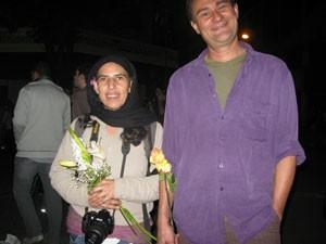 casal protesto (Foto: Tahiane Stochero/G1)