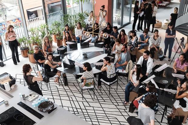 Galeria: as palestras e workshops do terceiro dia de CVE 2017 (Foto: Cleiby Trevisan e David Mazzo)