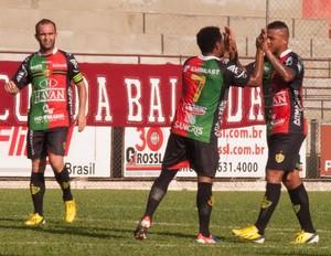 Brusque atlético ibirama (Foto: Orlando Pereira/Atlético-IB)