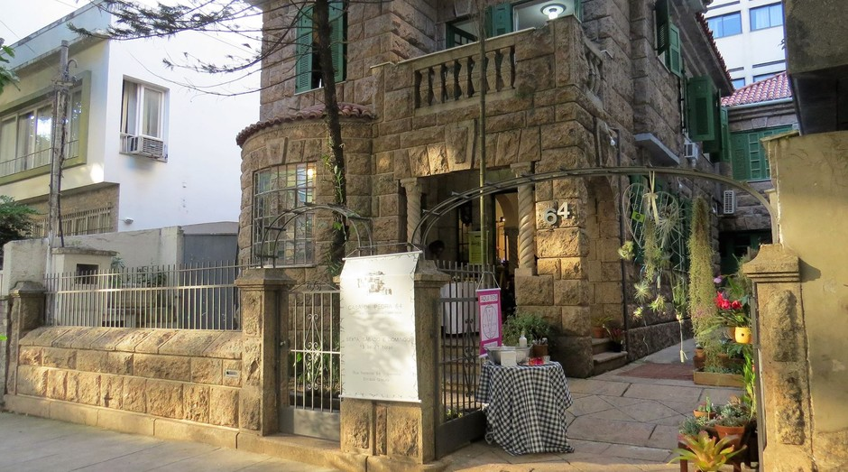 casa de pedra, rio de janeiro, casa, comércio, (Foto: Reprodução/Facebook/Casa de Pedra 64)