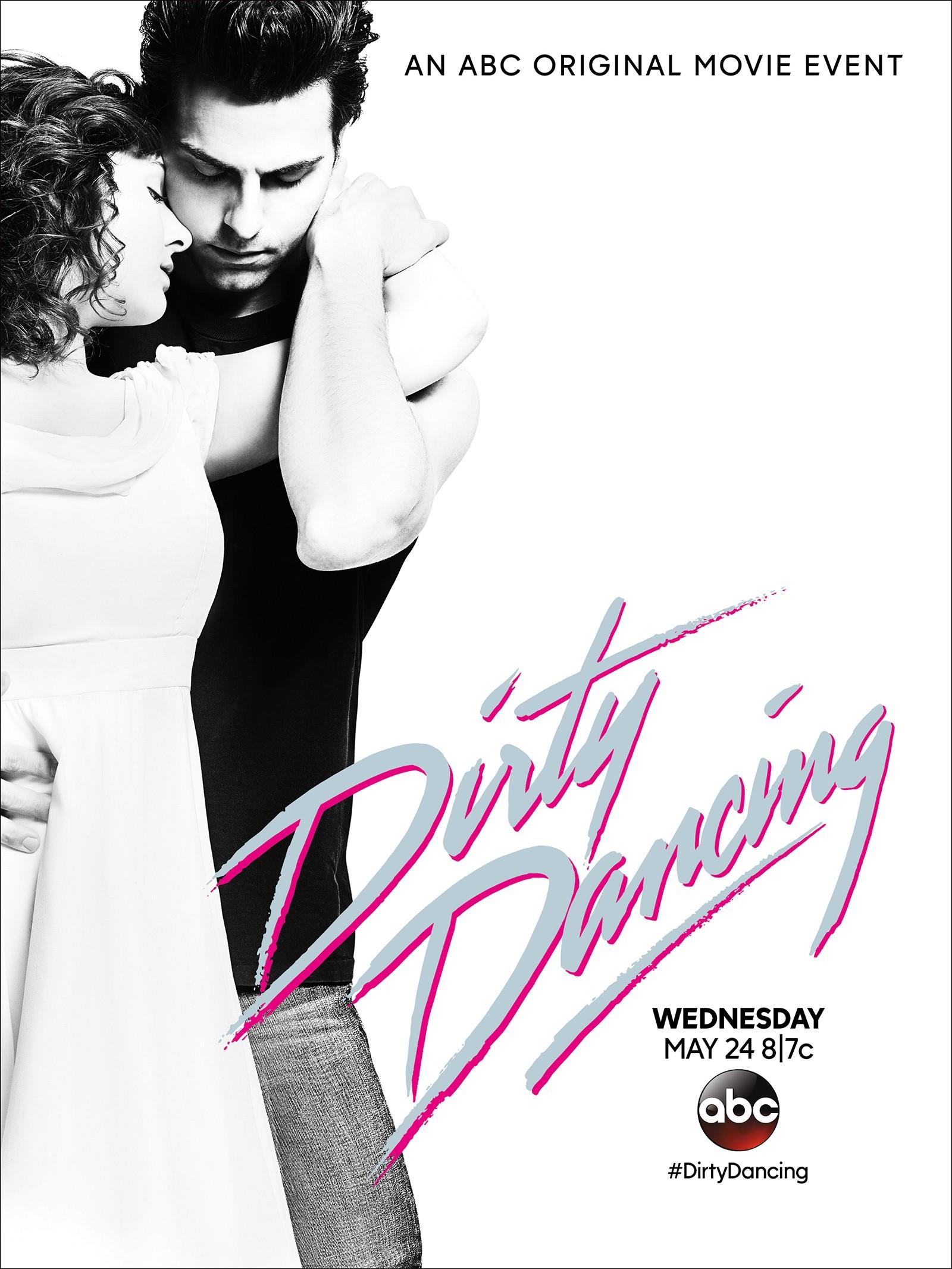 """Pôster do novo """"Dirty Dancing"""" (Foto: Divulgação)"""