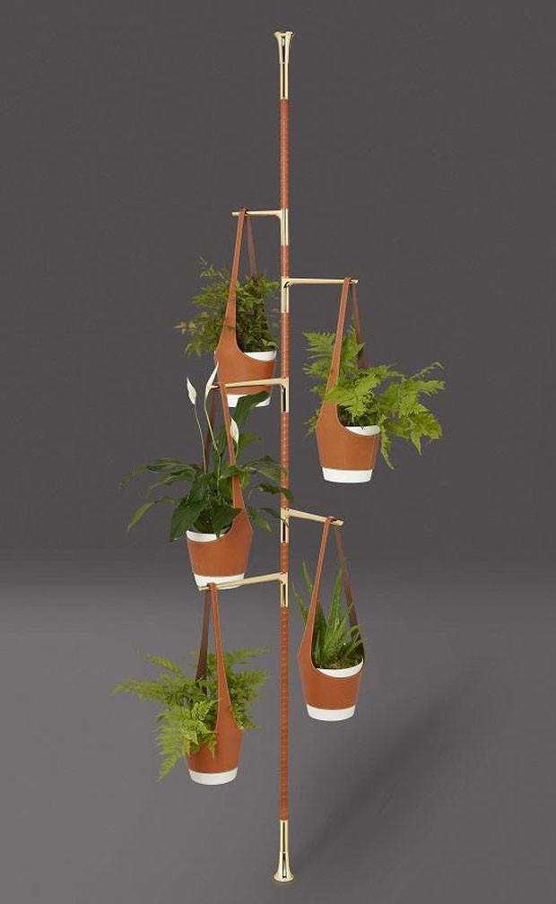 14 suportes para ter plantas dentro de casa