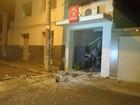 Caixa de agência bancária é explodido em São Gonçalo do Pará