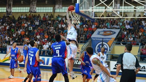 Liga Sorocabana Suzano (Foto: Della Rocca/LSB)
