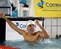 Brandonn Almeida fantástico: 4:12.49 no 400 medley