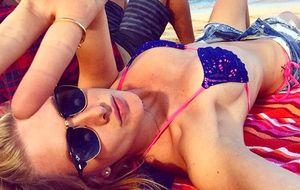 Fiorella Mattheis diz que não faz dieta: 'Meu corpo é o mesmo do inverno ao verão'