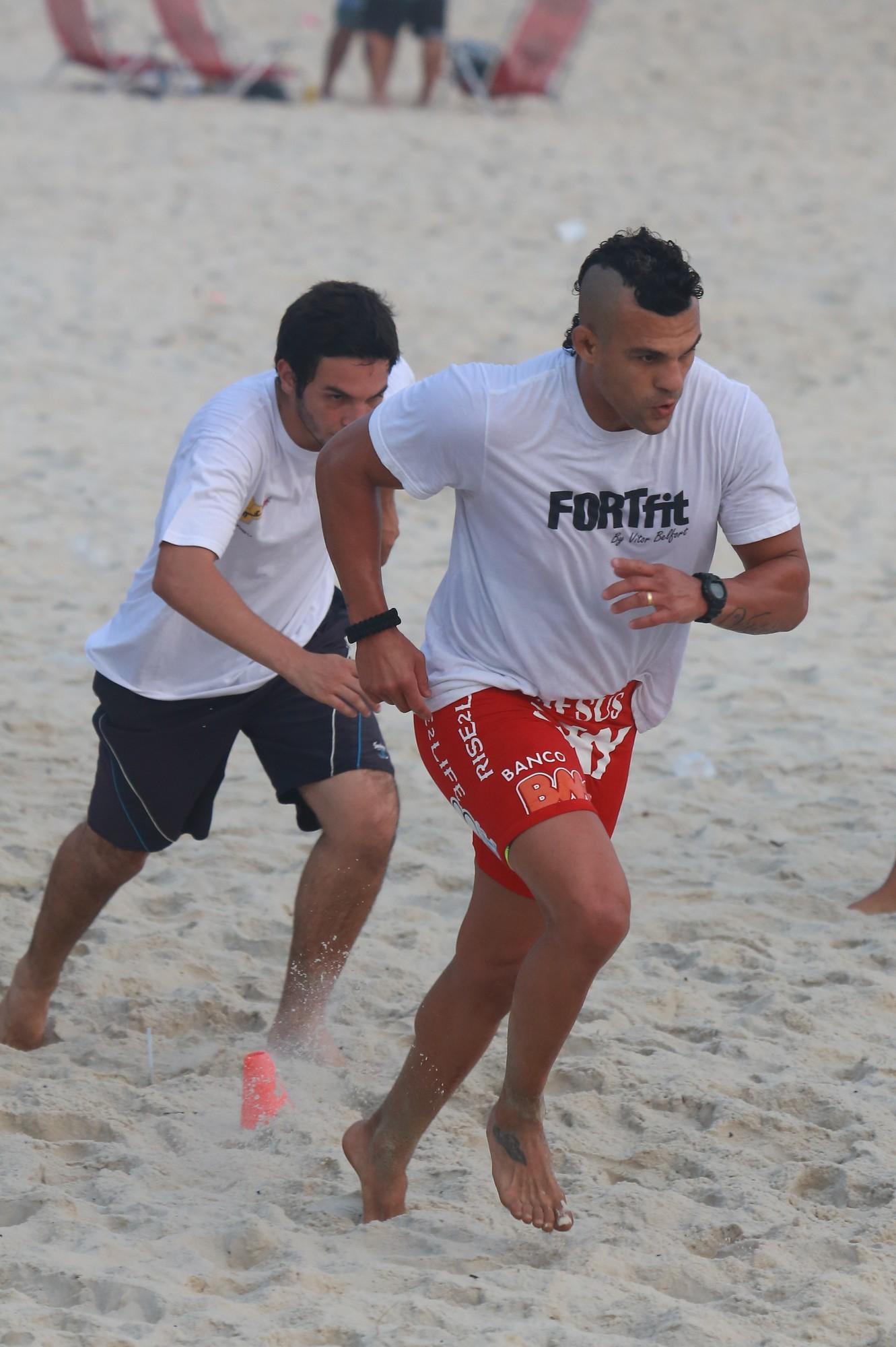 Vitor Belfort (Foto: AG NEWS)