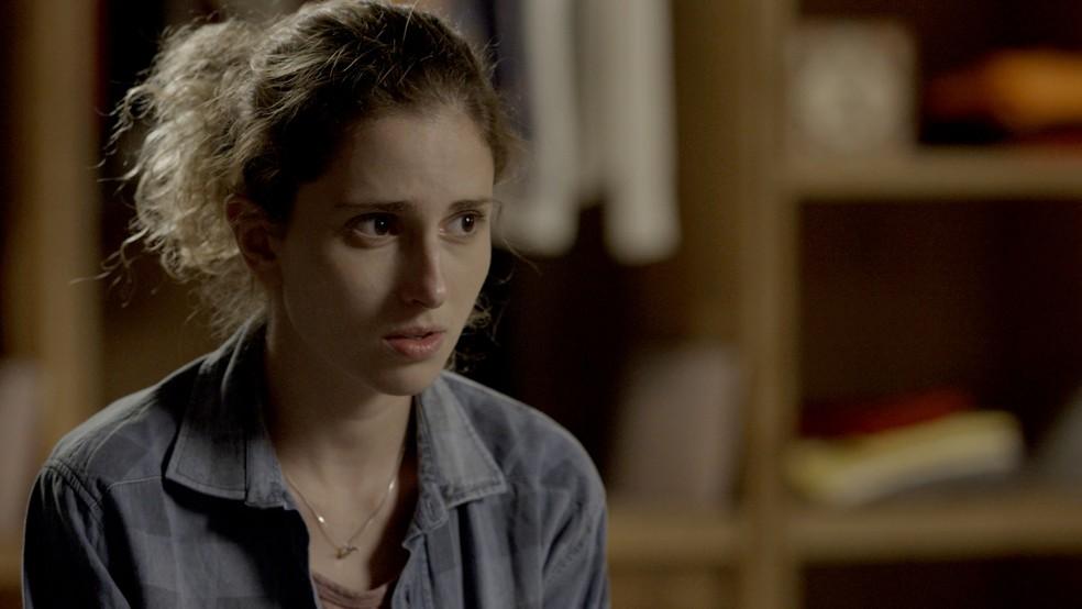 Ivana desabafa (Foto: TV Globo)