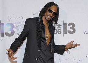 Snoop Dogg no BET Awards em Los Angeles, nos Estados Unidos (Foto: Mike Windle/ Getty Images/ AFP )