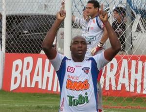 Gilcimar Duque de Caxias x  Bonsucesso (Foto: Vitor Costa/Divulgação)