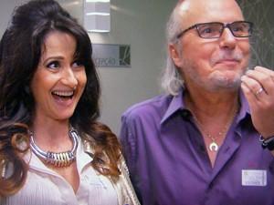 'Posso dar uma dica?', pergunta Magnólia (Foto: TV Globo)