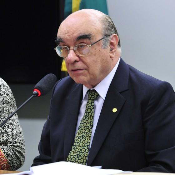 O deputado Bonifácio Andrada (PSDB-MG) (Foto: Alex Ferreira / Câmara dos Deputados)